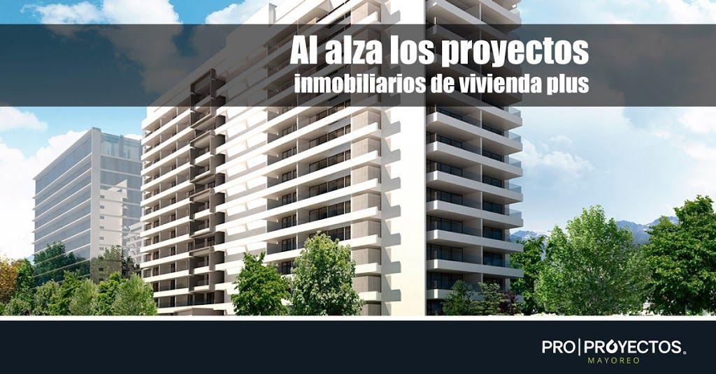 Desarrollos Inmobiliarios, al alza