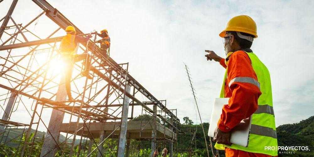 La construcción en México de cara al 2021.